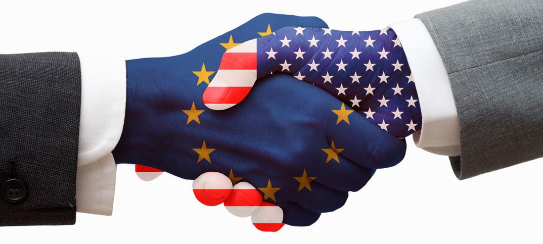 O oceano que divide os líderes europeus dos norte-americanos