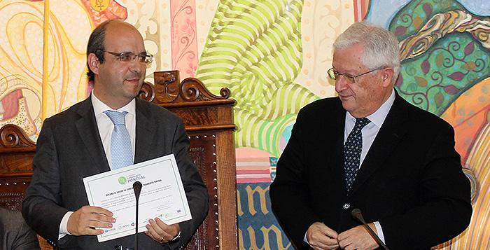 CM de Arganil é a primeira autarquia a aderir ao Compromisso Pagamento Pontual