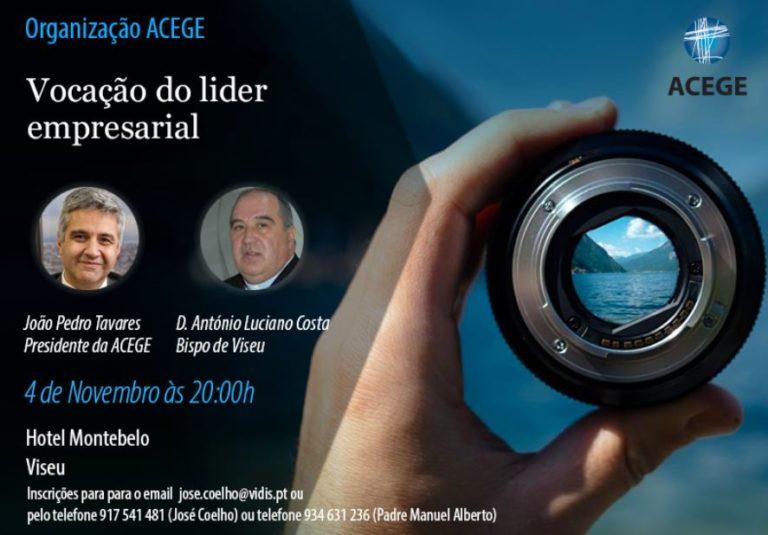 Jantar debate João Pedro Tavares e D. Antonio – Viseu
