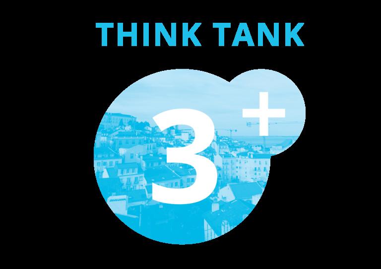 Think Tank 3+,  + Família , + Trabalho, + Impacto Social