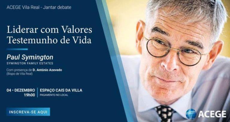 ACEGE Jantar Debate Vila Real