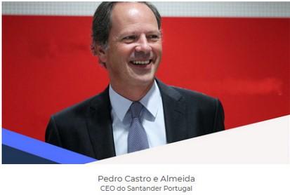 Conferência Construir a Esperança com Pedro Castro e Almeida