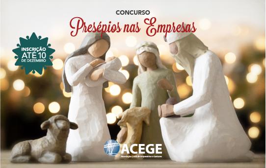 "Concurso ""Presépios nas Empresas 2020"""