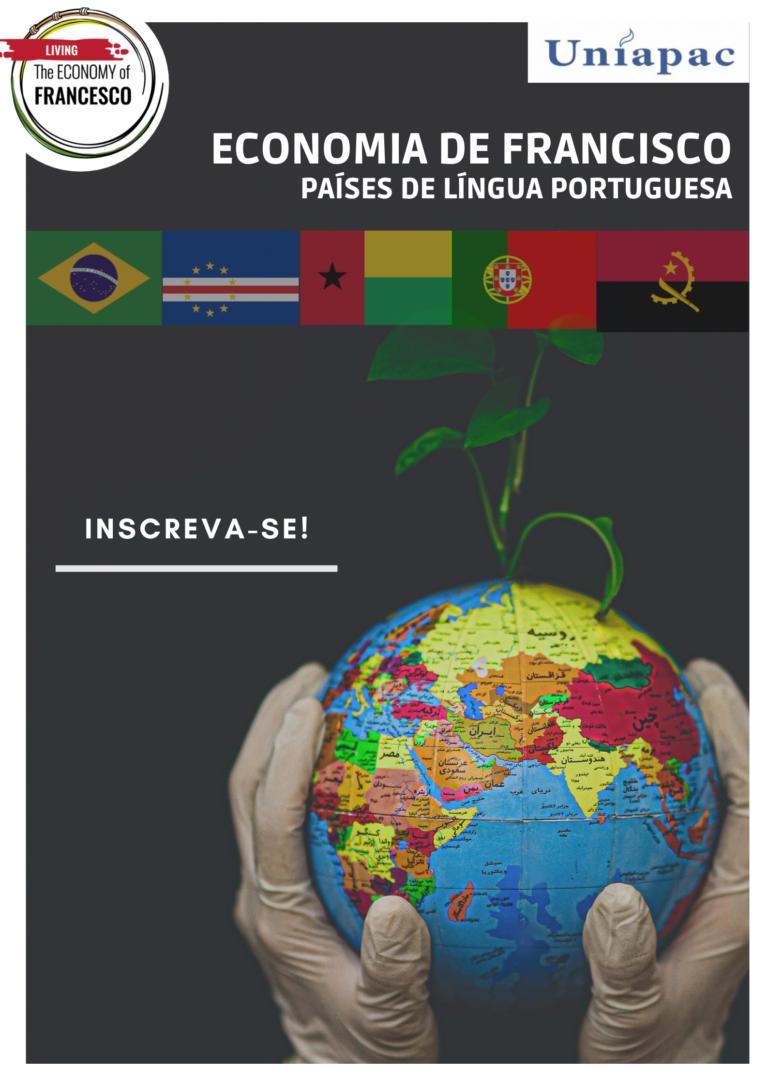 Curso Economia de Francisco – Países Língua Portuguesa | Início a 1 de Junho